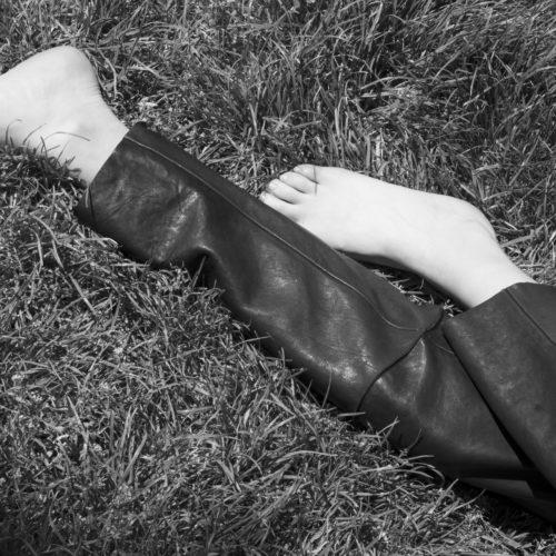 curva piedi